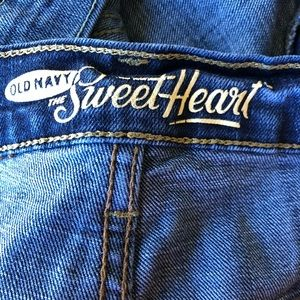 Old Navy Jeans - Old Navy Sweetheart Medium Wash Stretch Jeans 18S